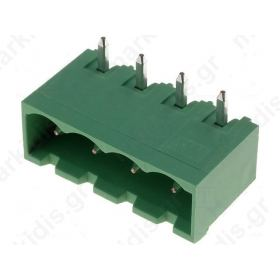 CONNECTOR PCB 5.08MM 4PIN