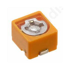TZB4P400AB10R00,  8.5pF 40pF; SMD; yellow; 100VDC