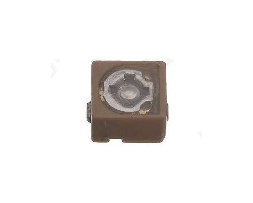 TZB4Z250AB10R00 Trimmer: ceramic; 4pF χ 25pF; SMD; black; 50VDC