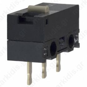 Μικροδιακόπτης ON-(ON) SPDT 0.1A/30VDC