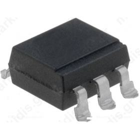 MOC3063XSM Optotriac; 5.3kV; Uout:600V; zero voltage crossing drive