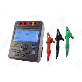 ΜΕΓΓΟΜΕΤΡΟ (Insulation resistance meter) UT512 100GΩ