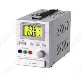 ΤΡΟΦΟΔΟΤΙΚΟ ΕΡΓΑΣΤΗΡΙΑΚΟ 0-30V,0-5A 2x LCD 3,5 dig