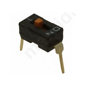 DIP SWITCH 1 ΘΕΣΗ  ON-OFF OMRON A6T