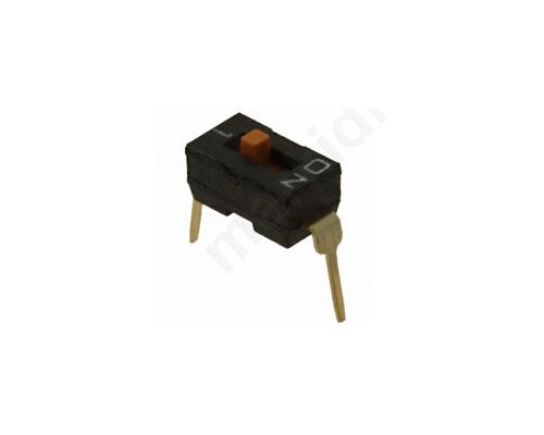 DIP SWITCH 1 ΘΕΣΗ  ON-OFF A6T-1104 OMRON