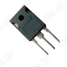 ΤΡΑΝΖΙΣΤΟΡ TIP142 NPN; bipolar; Darlington + diode; 100V; 10A; 125W