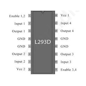 I.C LM239D SMD,Comparator; universal; 2-36VDC; Channels:4; SMD; SO14