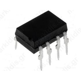 I.C PIC12F508-I/P, microcontroller; SRAM:25B; 4MHz; THT; DIP8