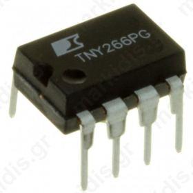 TNY266PN Analog switch; DIP8; 700V; 14Ω; 560mA