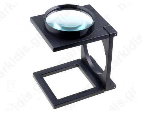 ΜΕΓΕΘΥΝΤΙΚΟΣ ΦΑΚΟΣ x2; Lens diam:103mm