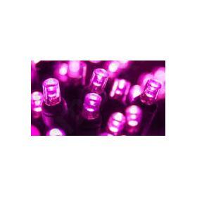 Pink, LED; 5mm; pink; 330-400mcd; 140°