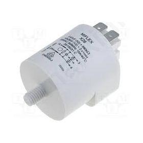 X26 ΦΙΛΤΡΟ αντι-παρεμβολών 1mH 250V AC Cx:0.47uF; Cy:25nF M8 screw