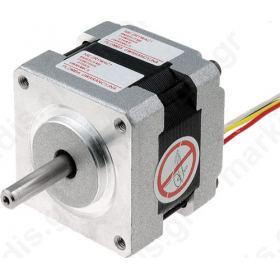 ΜΟΤΕΡ 12VDC  0.4A 39X39X34