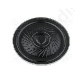 VS-K40-50 Loudspeaker; miniature, general purpose; 1W; 50Ω; 350-20000Hz