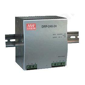 ΤΡΟΦΟΔΟΤΙΚΟ SWITCHING 240W 24VDC DRP-240-24