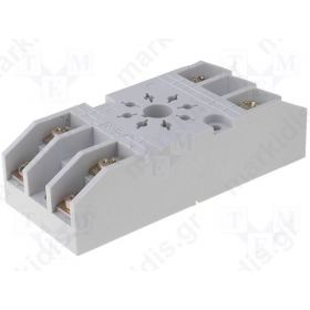 ΒΑΣΗ ΓΙΑ RELAY 8PIN 10A/250V GZ8