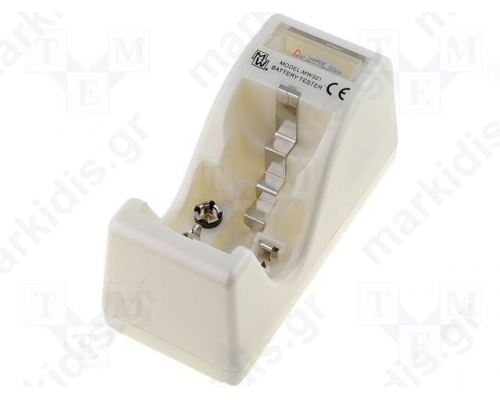 TESTER ΜΠΑΤΑΡΙΩΝ  9V AA AAA R14 R20