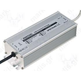 ΤΡΟΦΟΔΟΤΙΚΟ ΓΙΑ LED 100W 24VDC 4.5A IP67