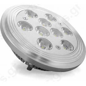 ΛΥΧΝΙΑ  ΜΕ 9 LED X1W ΜΕ ΒΑΣΗ LED AR111,GX53 BASE