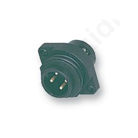CONNECTOR PLUG  6+E WAY  PANEL