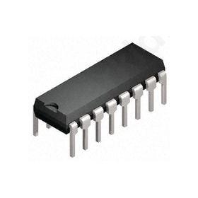 I.C ADM202EANZ DIP16 (RS232 Transceiver ,)