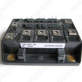 CM50TF-24H,IGBT MODULE 6PAC 1200V 50A H SER