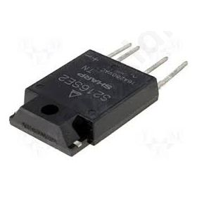 S.S.R. SHARP S216SE2 16A; max600VAC; SIP4