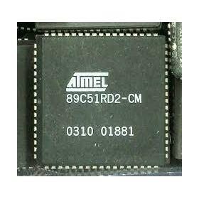 I.C ATMEL 89C51RD2-CM (68pin)