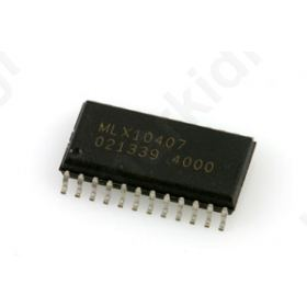 I.C MLX 10407 Five-Channel Gauge Driver w/ Serial Link