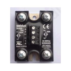 RELAY TWO PHASE SCB965600 CELDUC