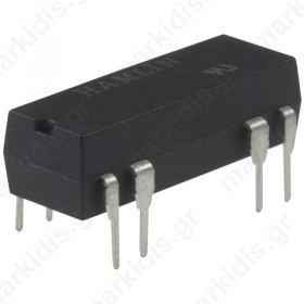 REED RELAY, SPDT, 24VDC, 0.25A, THOUGH HOLE