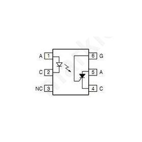 OPTOCOUPLER H11C4
