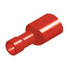 ΑΚΡΟΔΕΚΤΗΣ ΣΥΡΤΑΡΩΤΟΣ ΘΗΛ FDFD1-250  ΠΛΗΡΗ ΜΟΝΩΣΗ 6.3mm x 0.8mm
