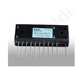 6MBI15GS-060,IGBT Modules. 600V / 15A 6 in one-package