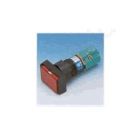 PUSH BUTTON ILL MOMENTARY 24V ΜΑΚΡΟΣ. ΜΠΛΕ