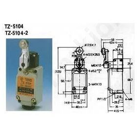 LIMIT SWITCH TZ5104