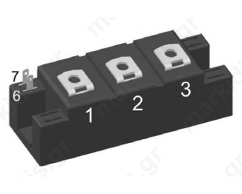 MID75-12A3,IGBT Modules 75 Amps 1200V