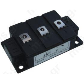 MII200-12A4, IGBT Module, N-channel, Dual, 270 A max, 1200 V, 7-Pin