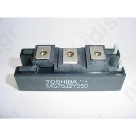 MG75J2YS50, module silicon N channel IGBT 75A/600V