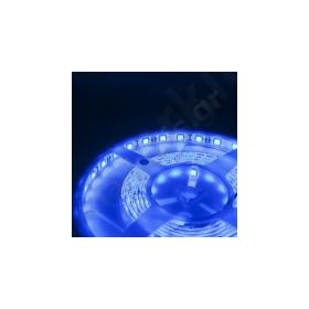 ΕΥΚΑΜΠΤΗ ΤΑΙΝΙΑ LED BLUE 300 LED SMD 3528 12V/24W ΙΡ63/ ΤΙΜΗ ΜΕΤΡΟΥ