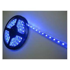 ΕΥΚΑΜΠΤΗ ΤΑΙΝΙΑ LED BLUE 300 LED SMD 3528 12V/24W IP20 /ΤΙΜΗ ΜΕΤΡΟΥ