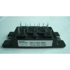 TRANSISTOR MODULE 6DI15A-050 600V 15A