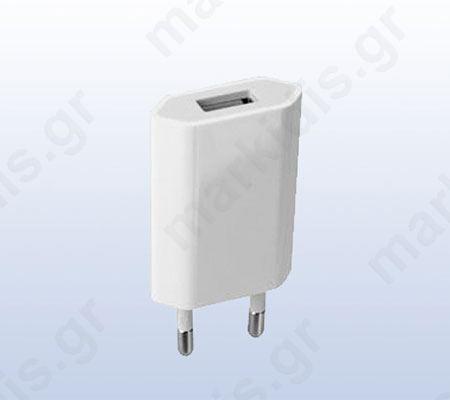 ΦΟΡΤΙΣΤΗΣ USB 5V 1A MINI