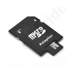 ΚΑΡΤΑ MICRO SD+ADAPTOR 8GB STAND
