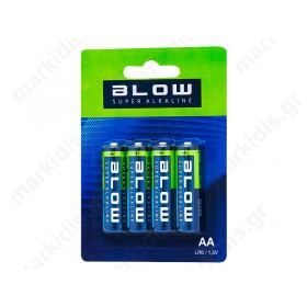 Battery BLOW SUPER ALKALINE AA LR6 BLIS(pcs)