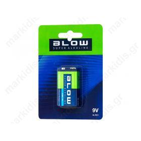 Μπαταρία Αλκαλική  BLOW 9V