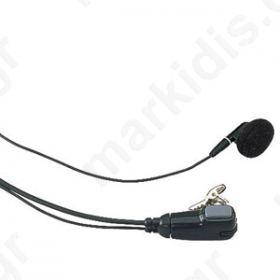 Midland MA-28L, Μικρόφωνο ακουστικό