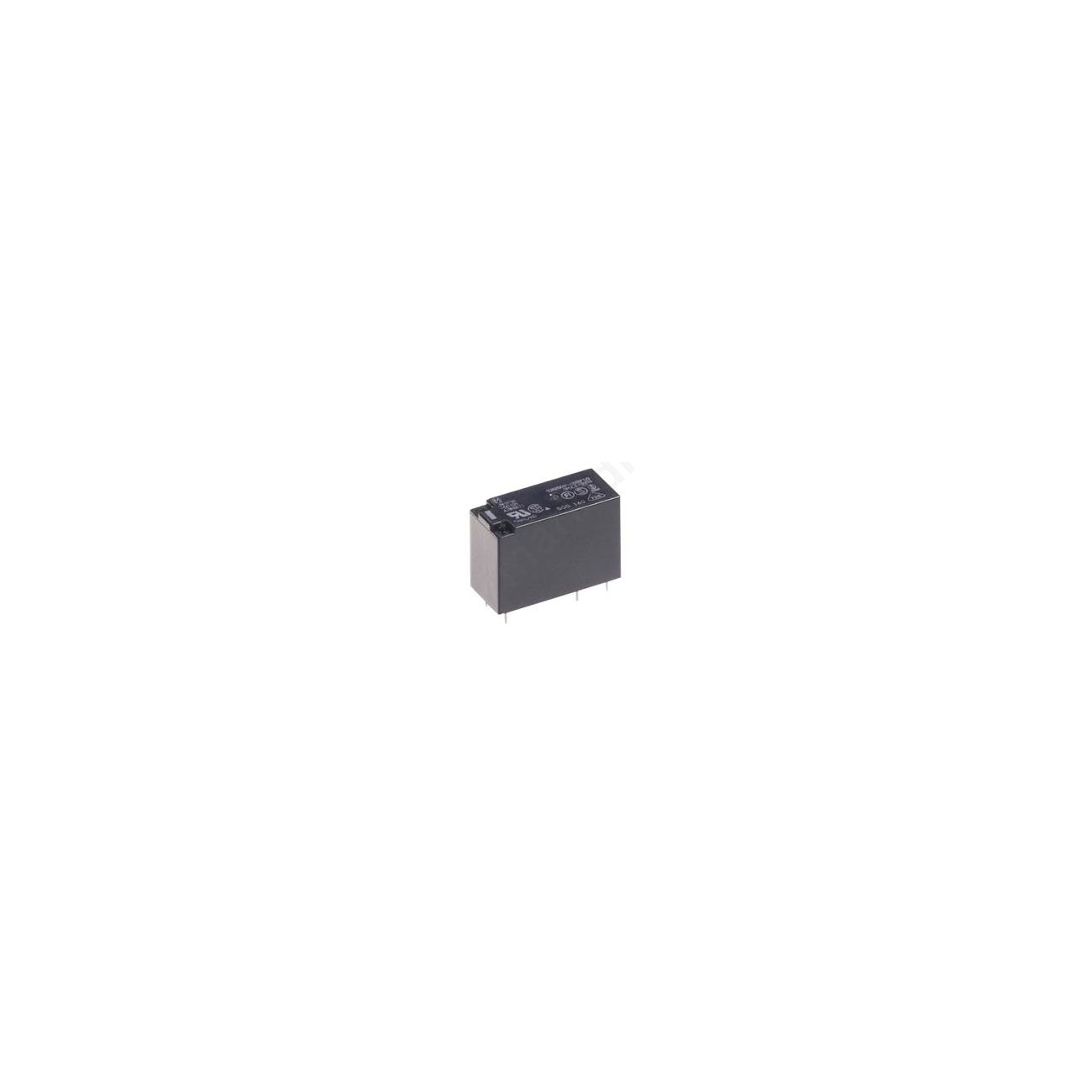 Spdt Pcb Mount Non Latching Relay Through Hole 12v Dc Dpdt Bistable