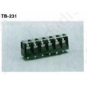 TERMINAL BLOCK ΤΒ231-2Ρ