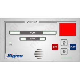 ΣΥΣΚΕΥΗ ΕΓΓΡΑΦΗΣ ΦΩΝΗΣ ΓΙΑ VSM&RTM VRP-02